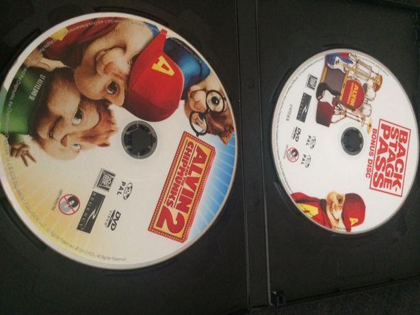 DVD Alvin 2