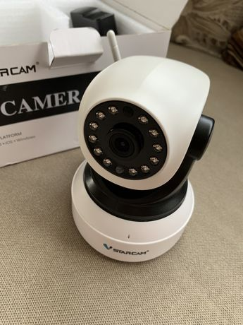 Беспроводная IP-камера видеонаблюдения VStarcam с ИК-подсветкой