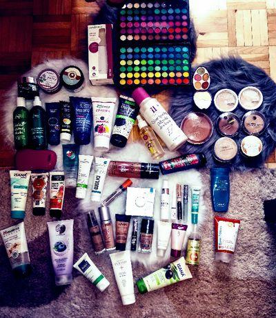 Mega paka kosmetyków
