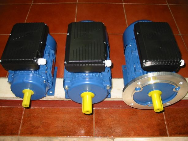 Motor monofasico de 3 e 4 cavalos