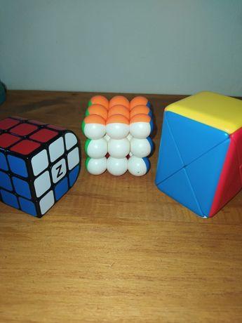 Cubo mágico - Penrose, Box e 3x3x3 bolas