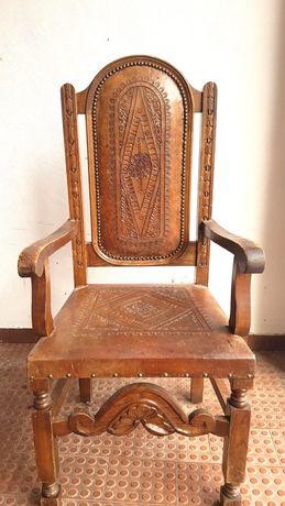 Cadeiras Carvalho maciço