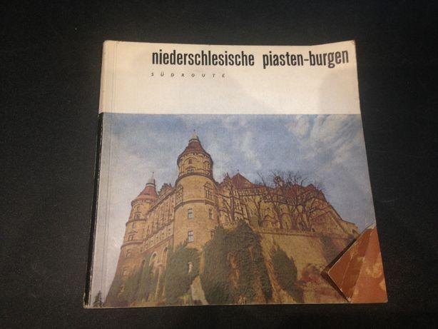 Niederschlesische Piasten - Burgen Sudroute unikat