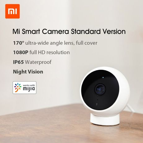 IP Камера Xiaomi Mijia Smart Camera Standart Edition 1080P 2300 руб.