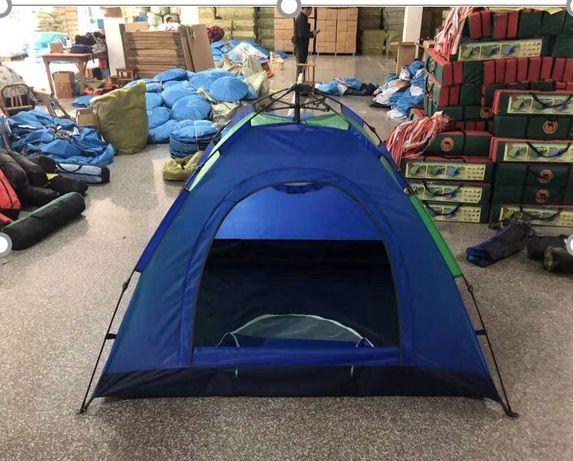 Палатка-автомат с автоматическим каркасом двухместная 2х1,5х1,1 м
