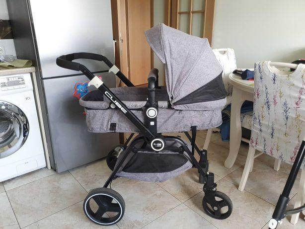 Детская коляска nurse by Jane + автокресло до 13 кг