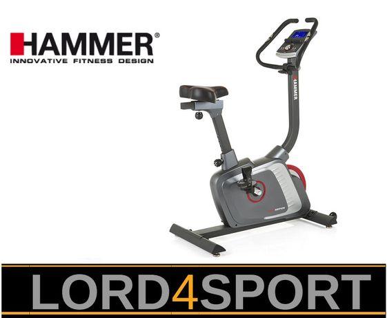 Rower treningowy HAMMER ergo-motion BT- NOWOŚĆ!! 3 lata gwarancji!!