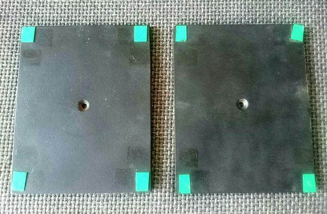 Podstawy gorne do standow 2 szt. blacha 10mm