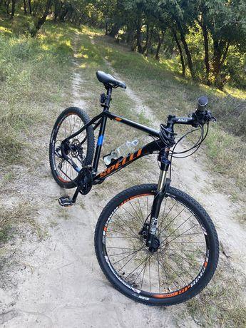 Велосипед spelli sx-5500 рама 21