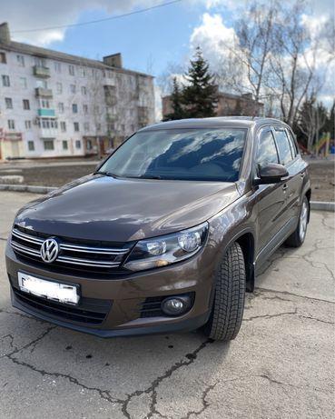 Продам Volkswagen Tiguan ( Официальный ) 75 000 пробег