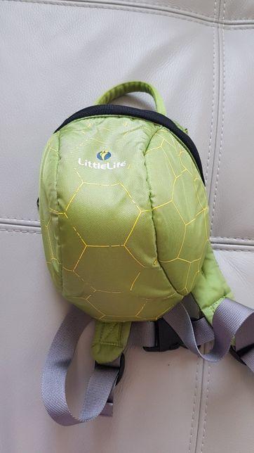 LittleLife plecak żółw mały szelki na klatce okazja