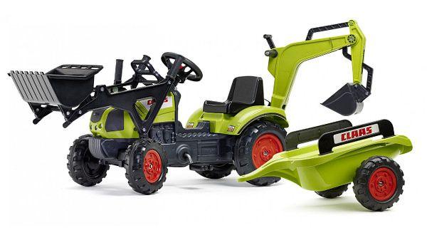 Дитячий трактор на педалях Falk Claas Arion