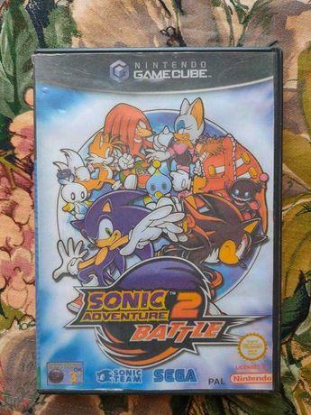 Gra Sonic Adventure 2 BATTLE Nintendo GameCube