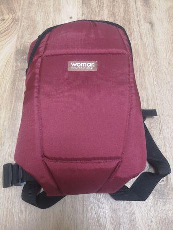 Сумка-переноска (сумка-кенгуру) Womar для дитини