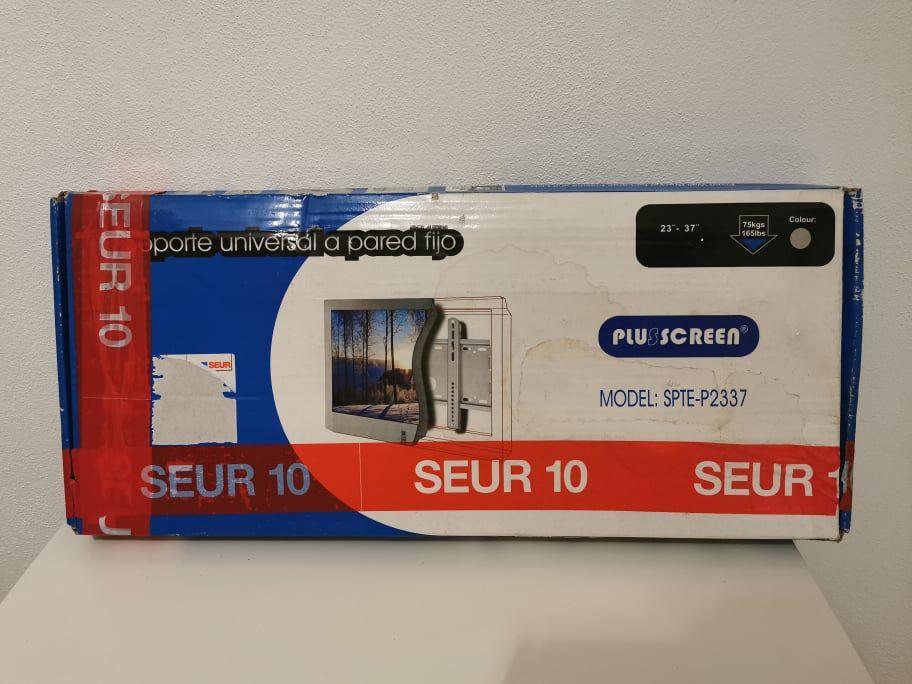 """Suporte de parede universal para monitores, plasma, TV, LCD 23"""" a 37"""""""