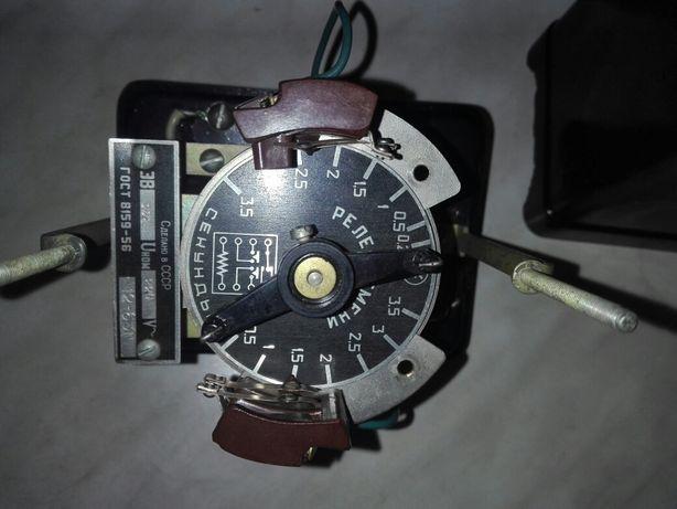 Реле времени ЭВ-228