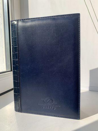Ежедневник недатированный в обложке, формат А5