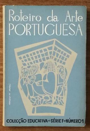 roteiro da arte portuguesa, colecção educativa