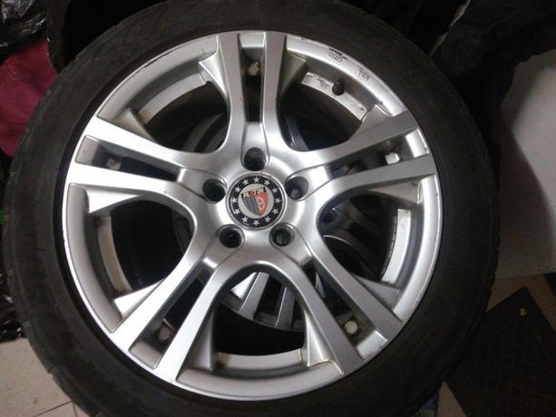 """Koła Felgi aluminiowe 17"""" 5x112 ET 48 Audi, VW, Skoda"""