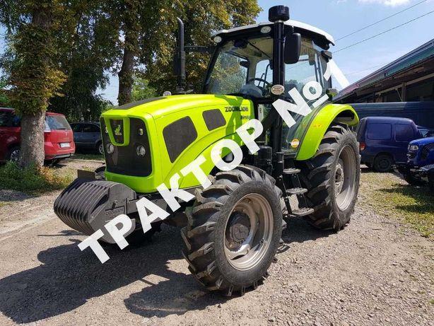Акція на Новий Трактор Zoomlion RH 1104 з кондиціонером Зумлайн 110 кс