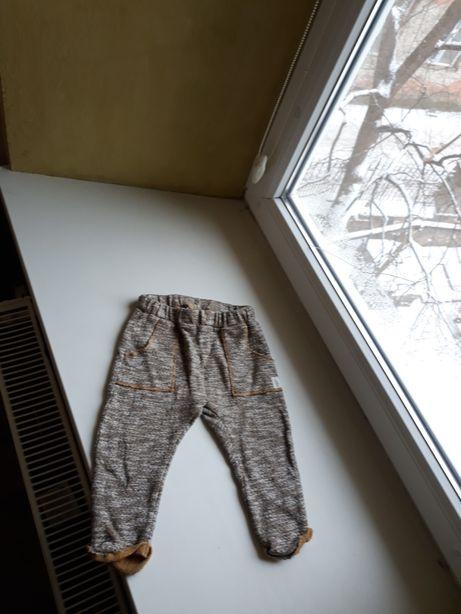 Треники штаны Zara 18-24 1,5 -2