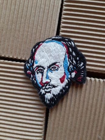 Брошь Уильям Шекспир