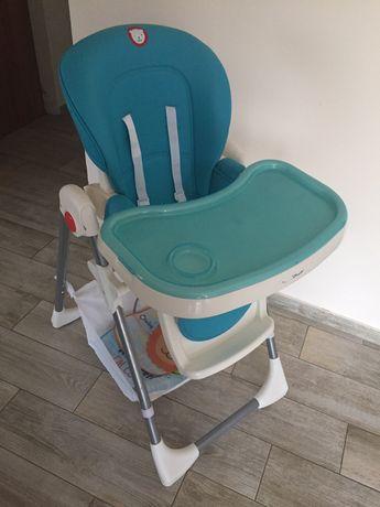 Krzeselko fotelik do karmienia Lionelo