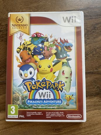 Jogo Wii PokéPark