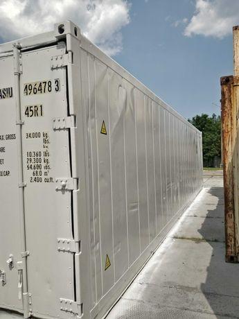 Продам морские рефрижераторные (холодильные) контейнеры 40 и 20 фут