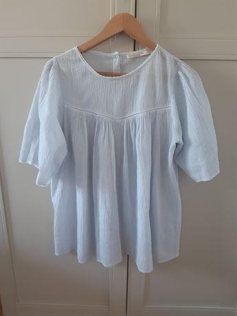 Bluzka koszula Zara home M L boho
