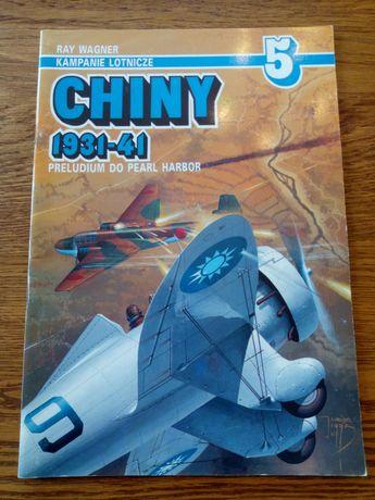 Kampanie lotnicze nr 5 Chiny 1931-41 AJ-Press