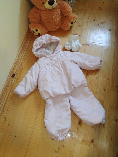 Комбінезон осінь-зима carter's комплект курточка и полукомбинезон gap
