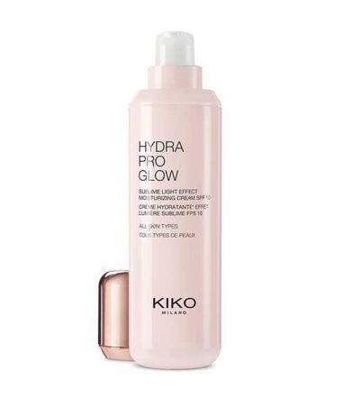 Крем  для обличчя Hydra pro glow Kiko Milano