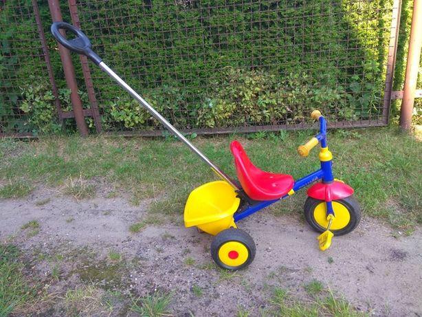 KETTLER pierwszy rowerek dziecięcy trójkołowy od 2 do 5 lat