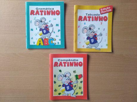 Livros do Ratinho BARATOS