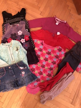 Пакет вещей девочке 1,5-2 роки