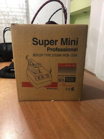 Продам профессиональный утюг с парогенератором и манометром