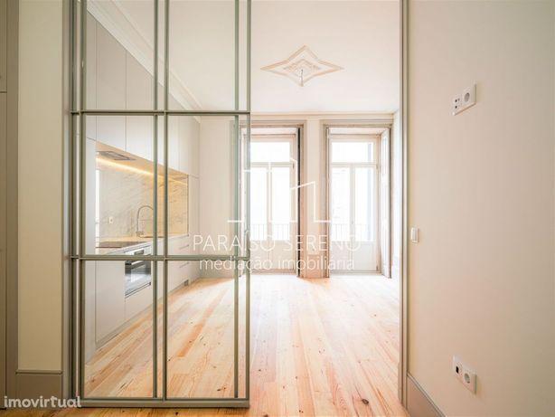 Apartamento T0 novo Porto