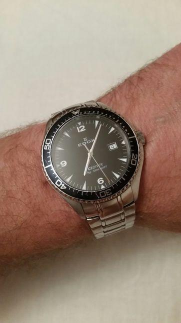 Часы Edox Class 1 Diver original Longines Rado Maurice Lacroix