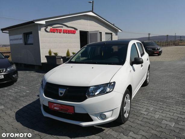 Dacia Sandero 1,2 Benzyna + Klima Stan Super Oryginalny Lakier I