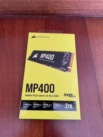 SSD M.2 2280 Corsair MP400 2TB Nand NVMe