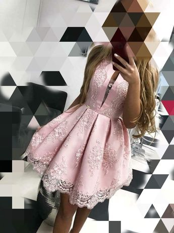Sukienka jak lou wizytowa, sylwester, wesele
