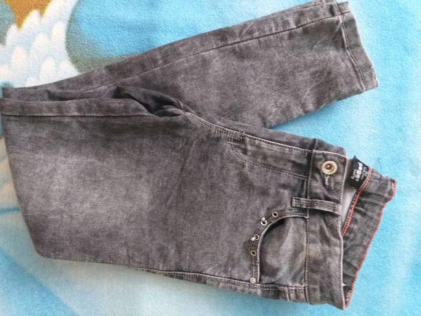 Классные стильные джинсы в идеальном состоянии
