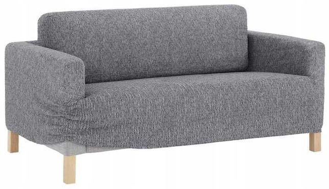 36) Elastyczny pokrowiec na fotel lub małą kanapę
