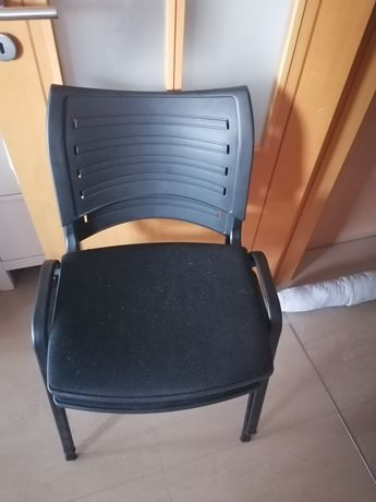 2 cadeiras de escritório como novas