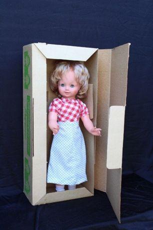 Коллекционная, новая кукла лялька- куколка - Гдр 50 см. Rauenstein