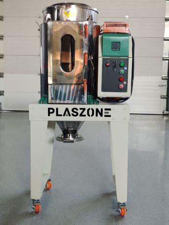 Estufas para matérias primas plasticas