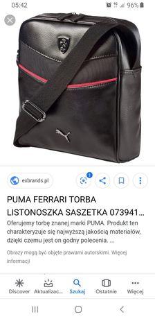 Listonoszka Puma Ferrari