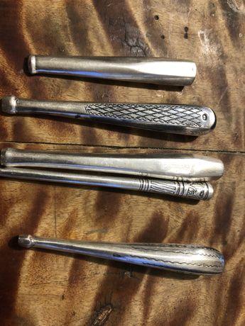Lufka srebrna sygnowane