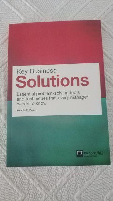 Key Business Solutions - Antonio Weiss - V. Ingles